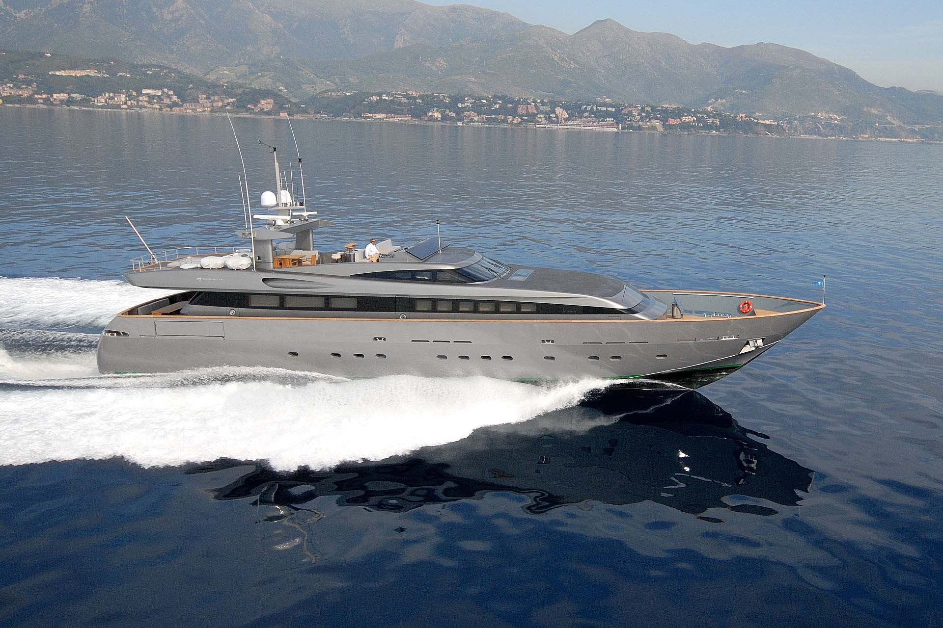 baglietto - B17 - Paskowsky Yacht Design