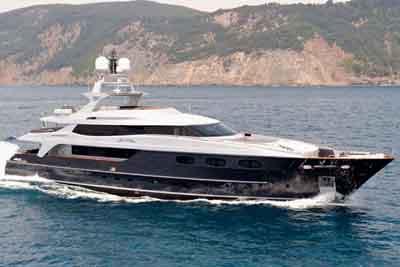 baglietto - ANCORA - Paskowsky Yacht Design