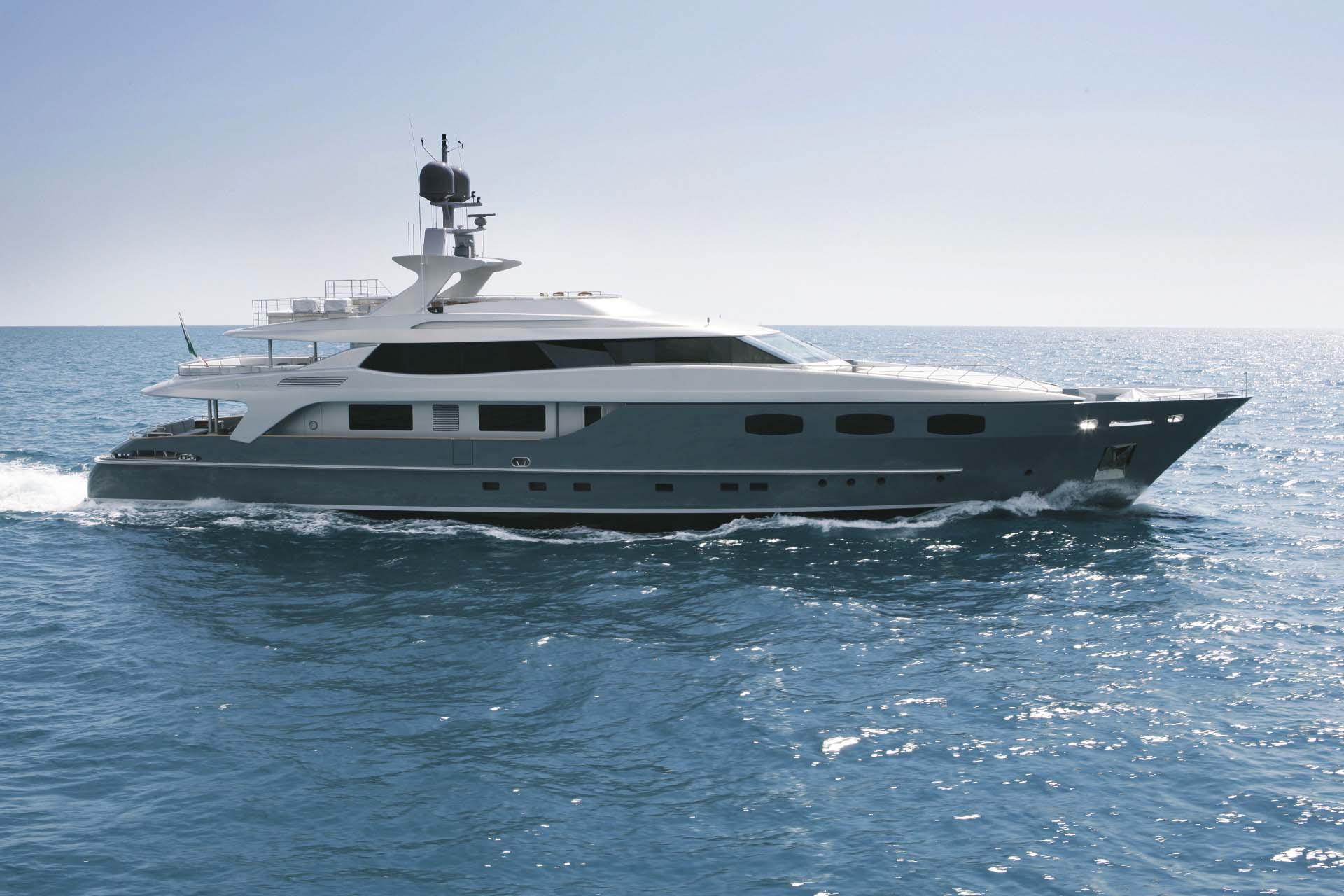 baglietto - ANNAMIA - Paskowsky Yacht Design