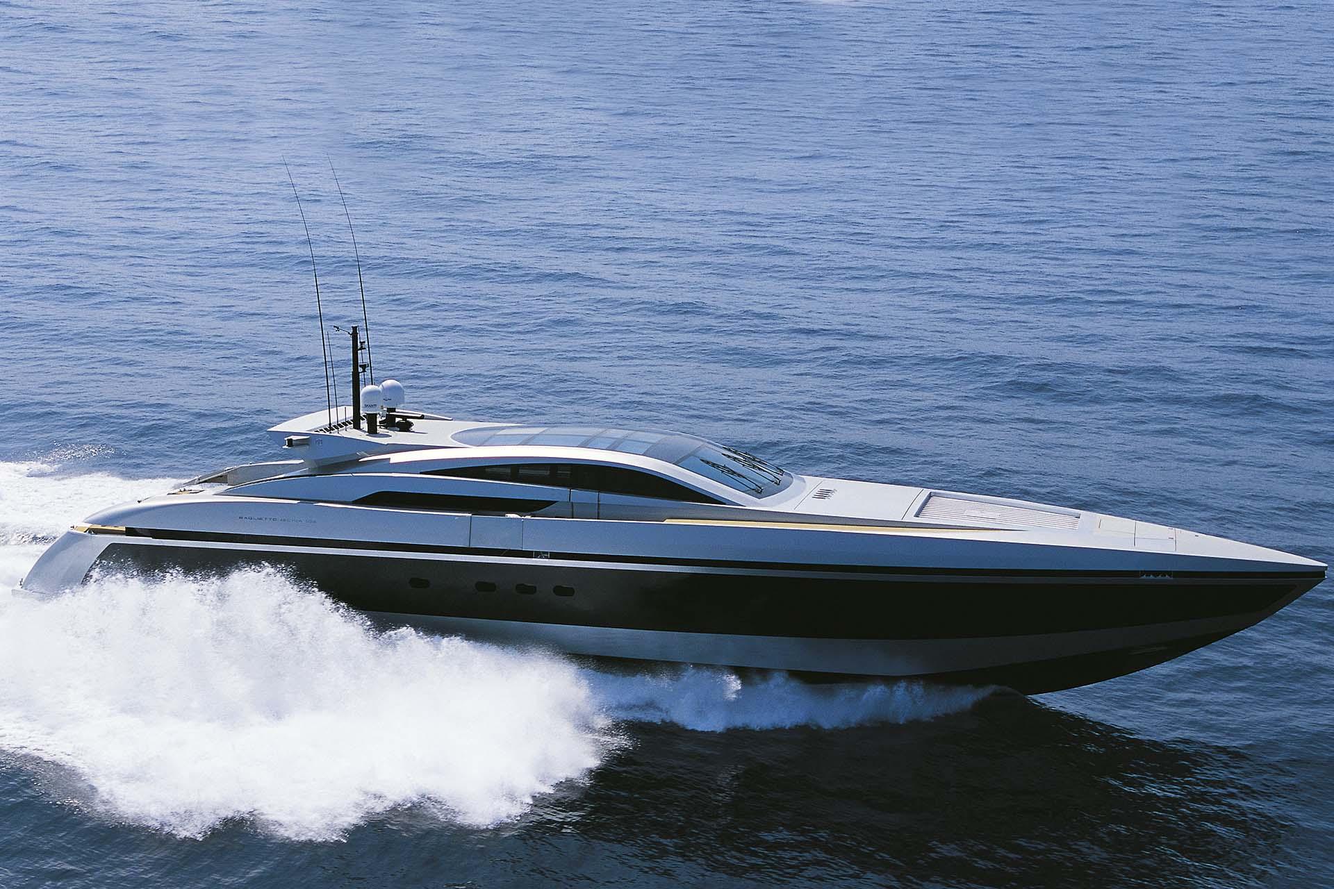 baglietto - ASTARTE - Paskowsky Yacht Design
