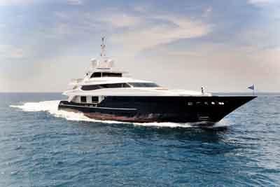 baglietto - BARAKA - Paskowsky Yacht Design