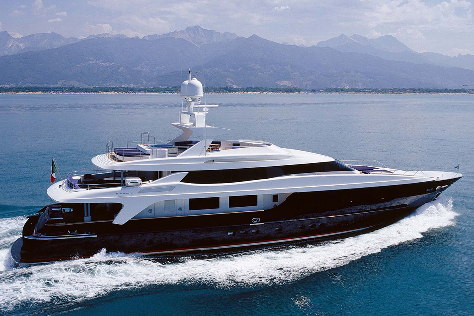 baglietto - BLUE SCORPION - Paskowsky Yacht Design