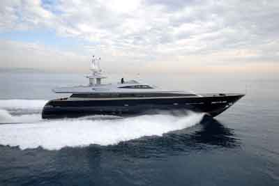 baglietto - BOLARO - Paskowsky Yacht Design