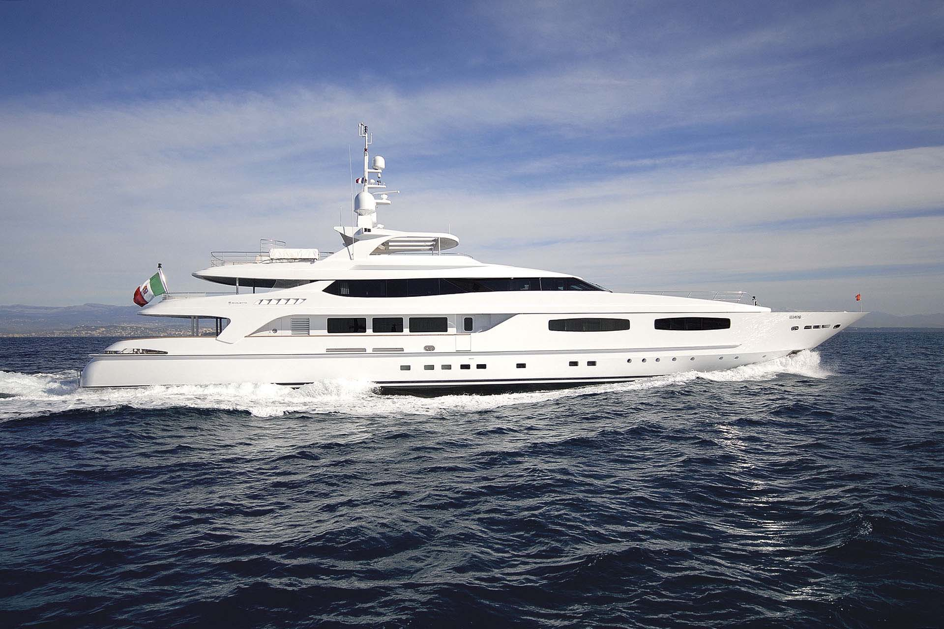 baglietto - GITANA - Paskowsky Yacht Design