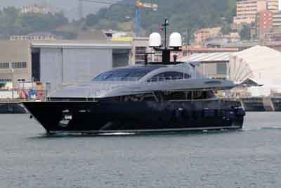 baglietto - LUCKY ME - Paskowsky Yacht Design
