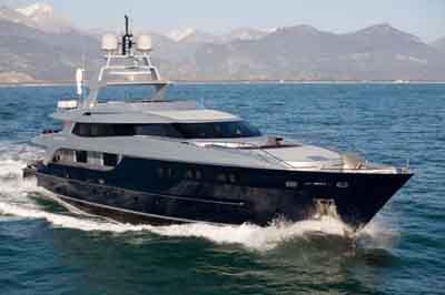 baglietto - MACALULU - Paskowsky Yacht Design