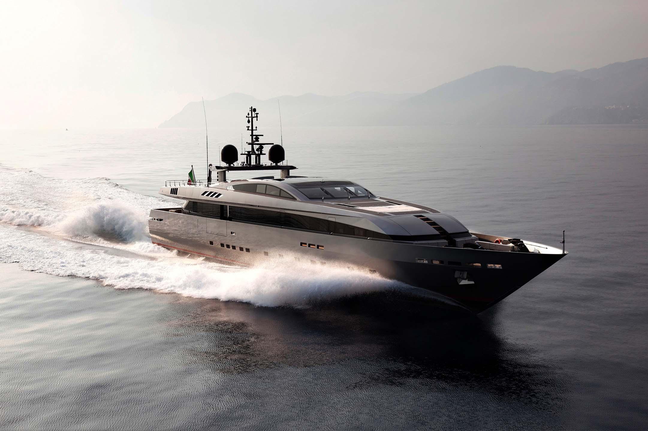 baglietto - MONOKINI - Paskowsky Yacht Design