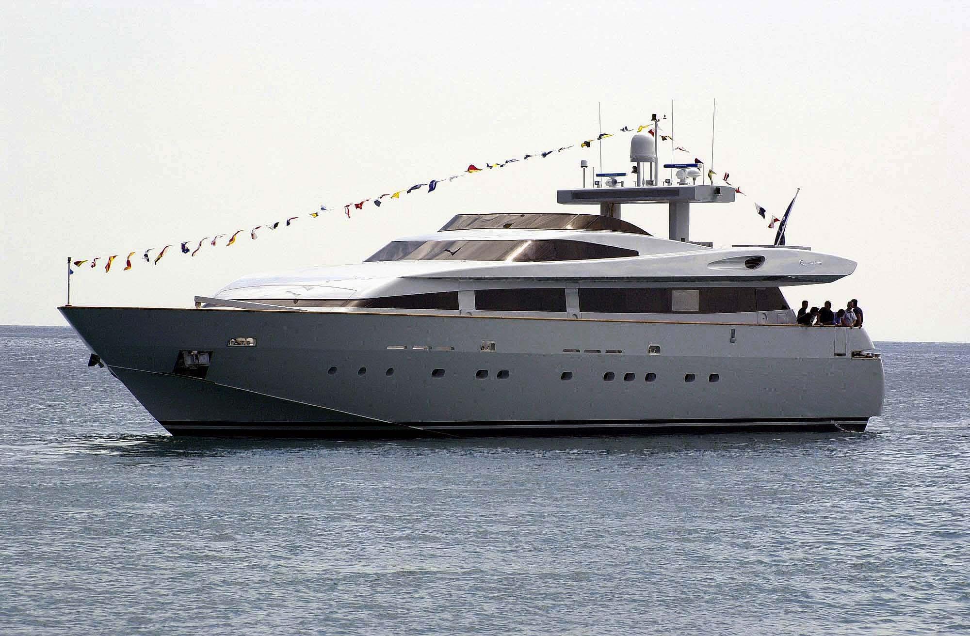 baglietto - MY SPACE - Paskowsky Yacht Design