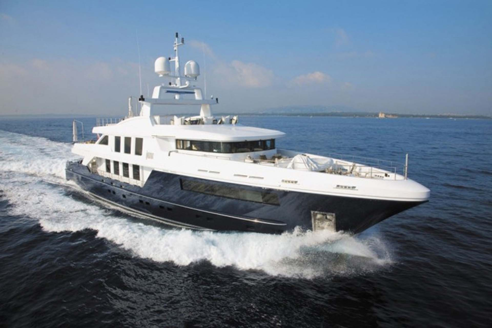 baglietto - NATORI - Paskowsky Yacht Design
