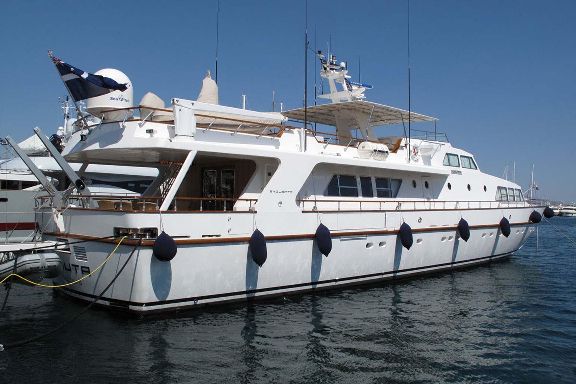 baglietto - NAUTA - Paskowsky Yacht Design