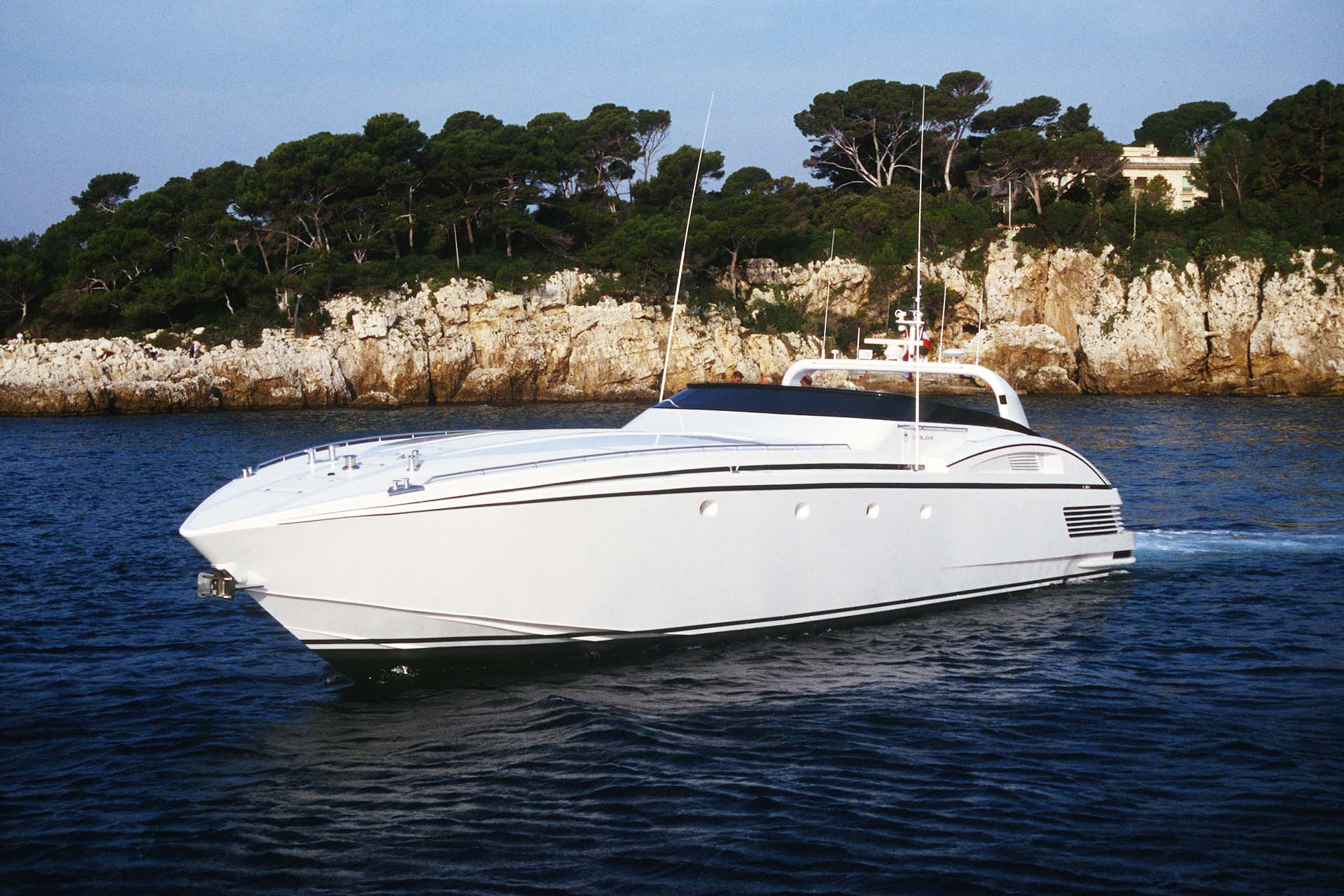 baglietto - OPUS - Paskowsky Yacht Design
