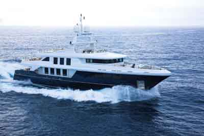baglietto - OXYGEN - Paskowsky Yacht Design