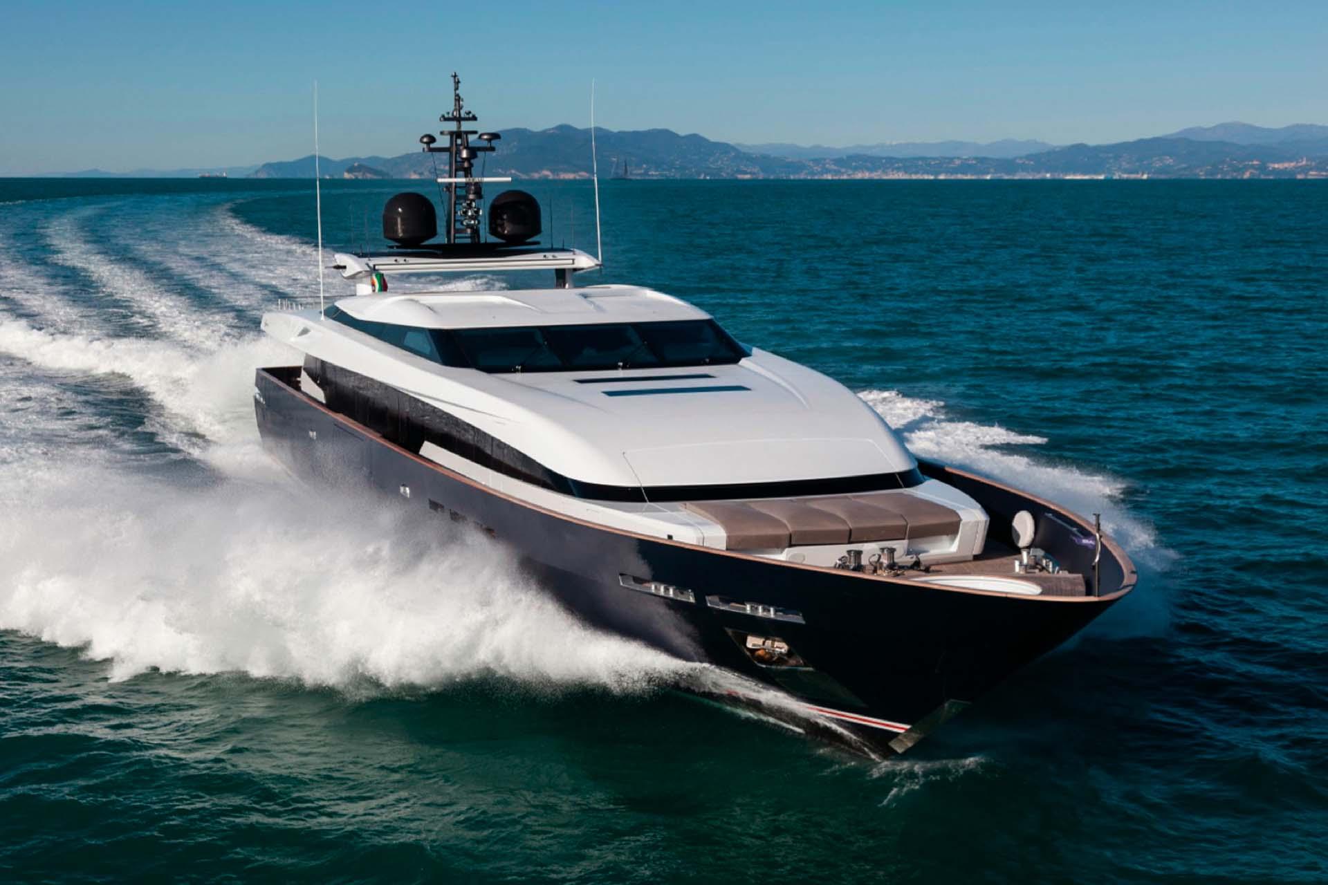 baglietto - PACHAMAMA - Paskowsky Yacht Design