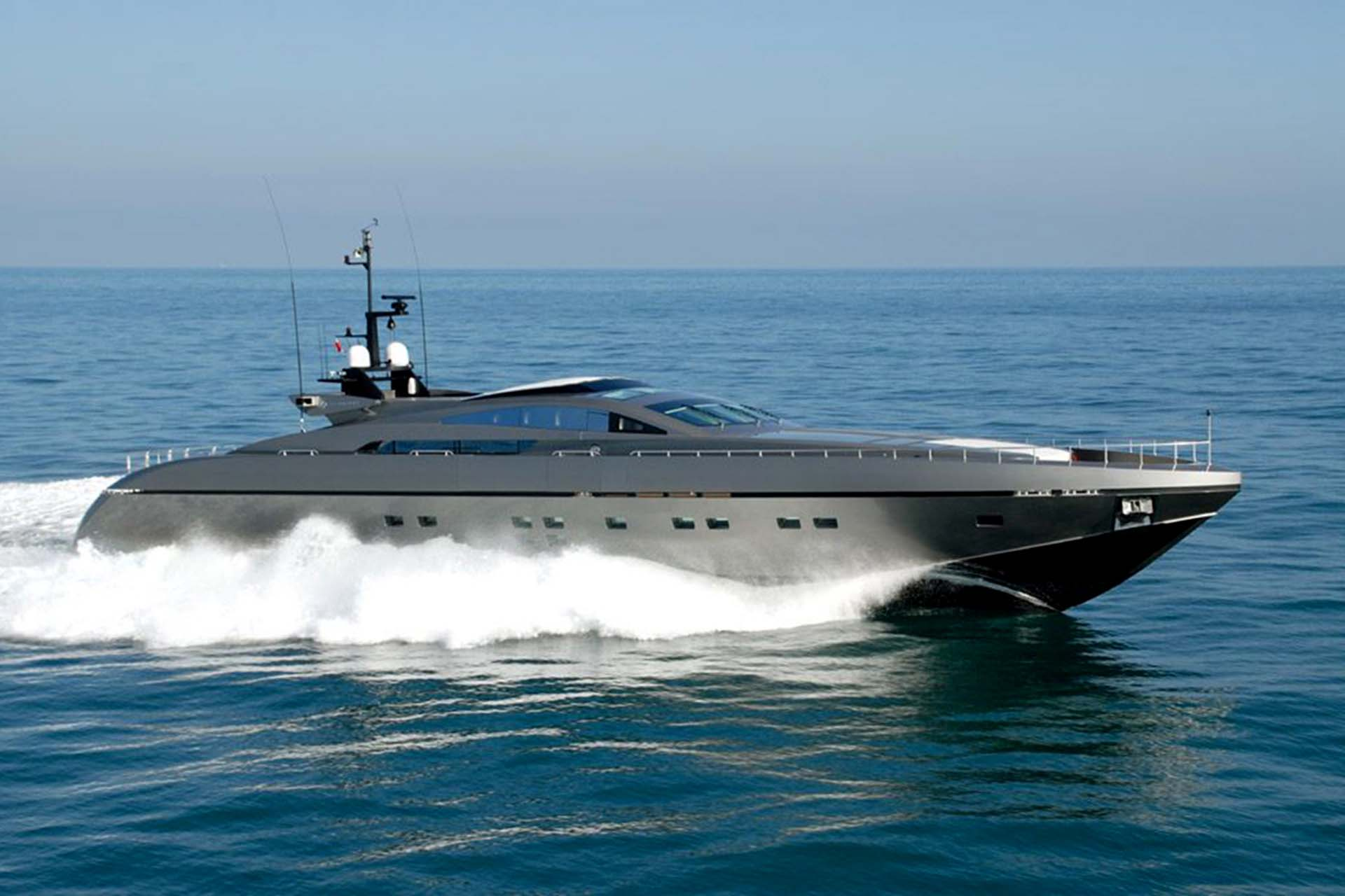baglietto - PURE INSANITY - Paskowsky Yacht Design