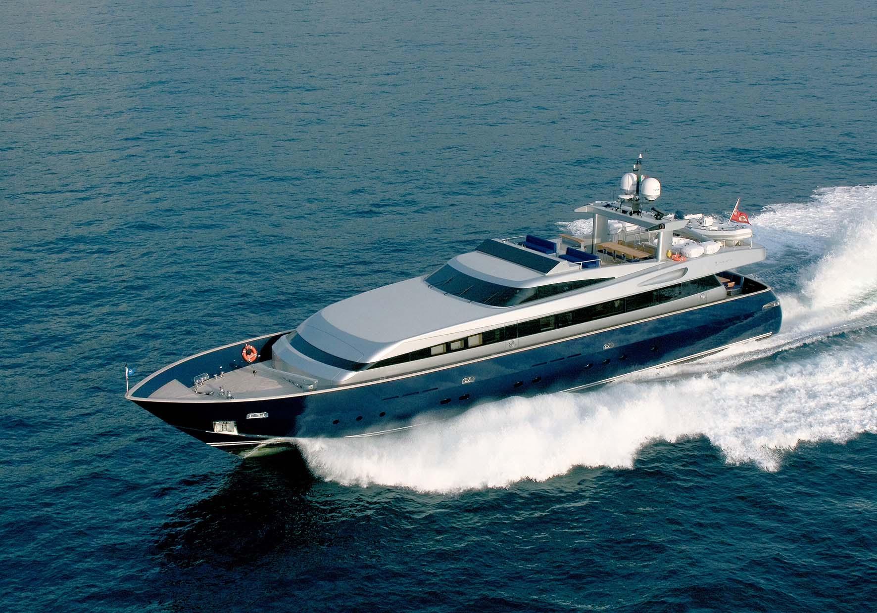 baglietto - REVITALITY - Paskowsky Yacht Design