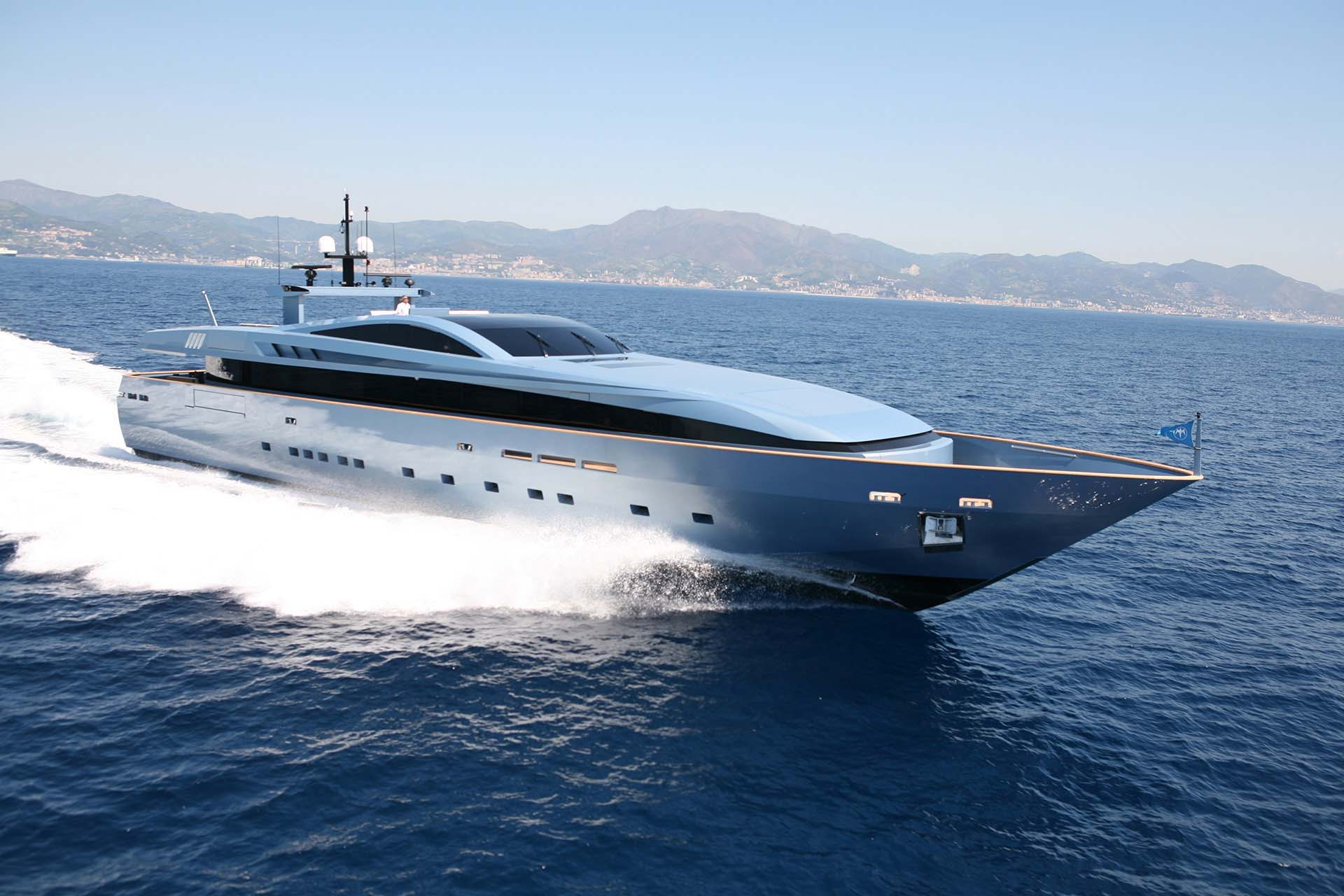 baglietto - TATIANA PER SEMPRE - Paskowsky Yacht Design