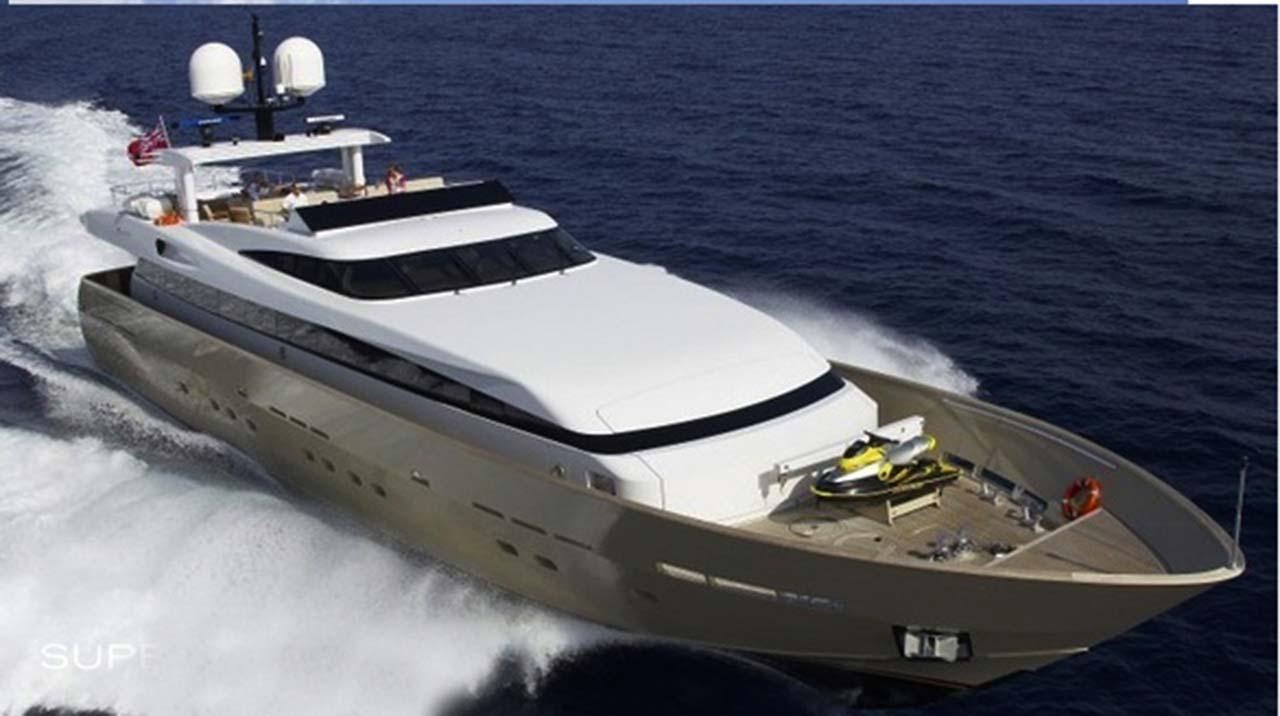 baglietto - THE ONE - Paskowsky Yacht Design