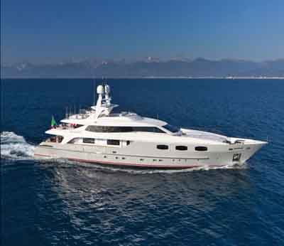 baglietto - WHY WORRY - Paskowsky Yacht Design