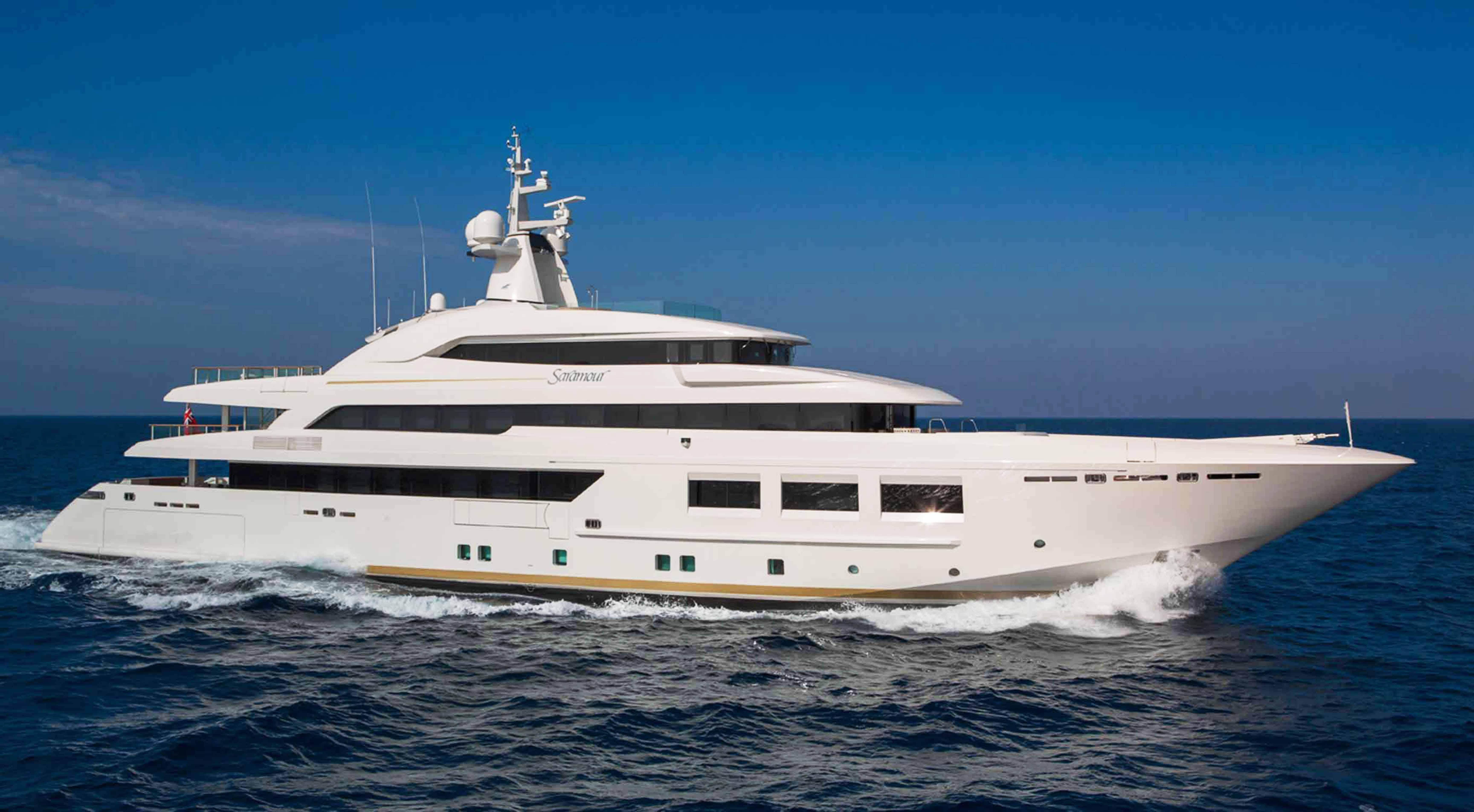 crn - SARAMOUR - Paskowsky Yacht Design
