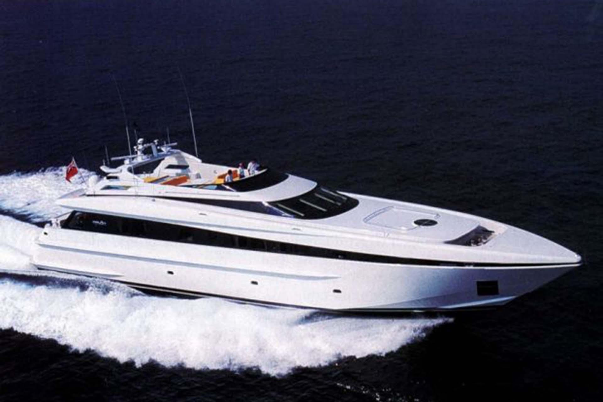 heesen - OPUS 2 - Paskowsky Yacht Design