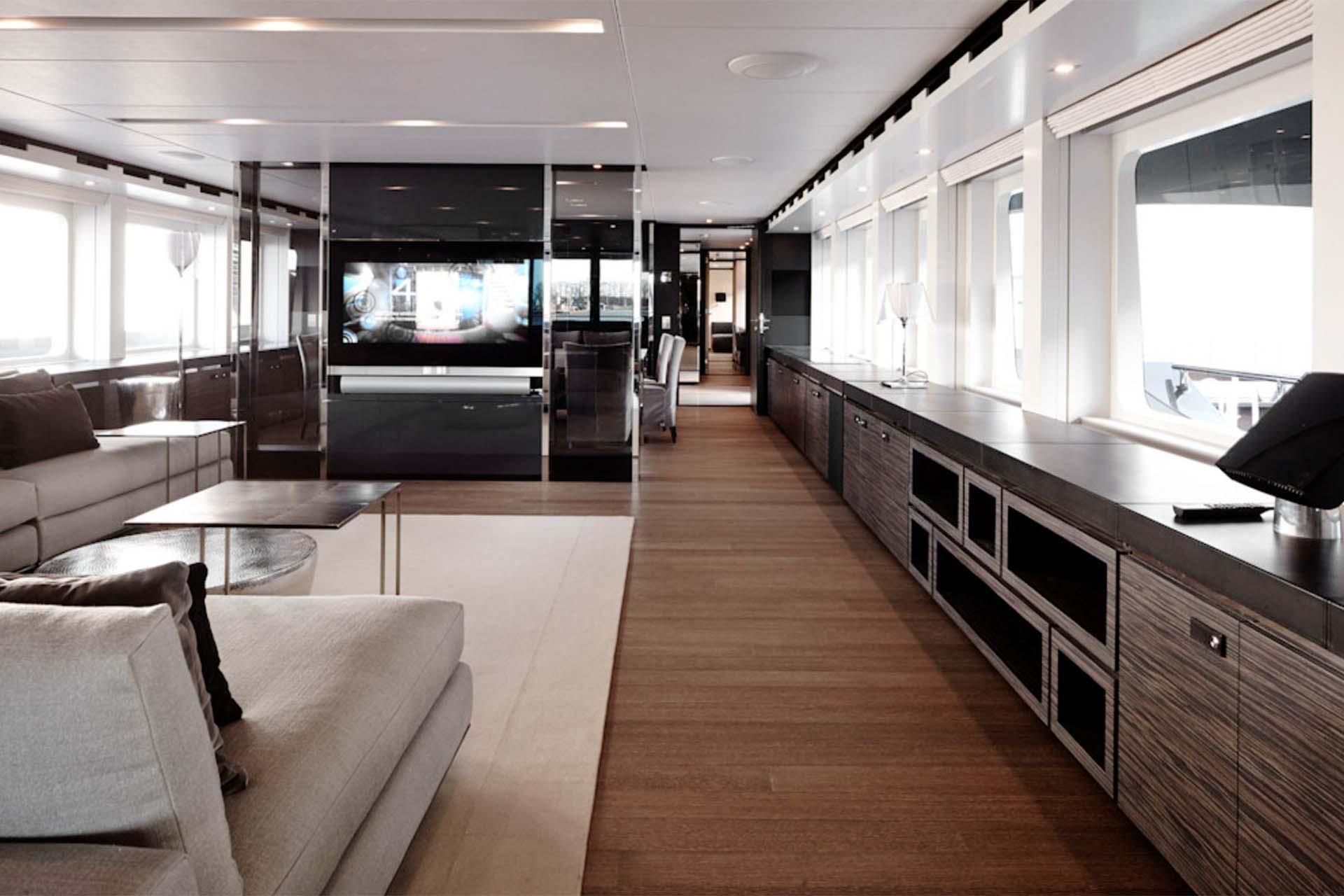 heesen - VENTURA - Paskowsky Yacht Design