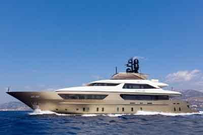 sanlorenzo - ACHILLES - Paskowsky Yacht Design