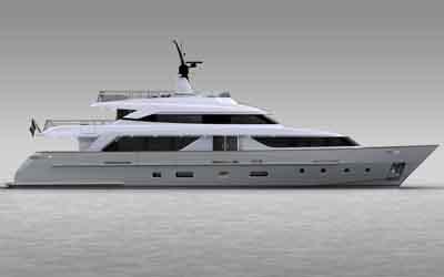 sanlorenzo - AVENTUS - Paskowsky Yacht Design