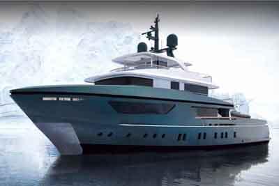 sanlorenzo - EXPLORER - Paskowsky Yacht Design