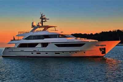 sanlorenzo - SD126 - Paskowsky Yacht Design