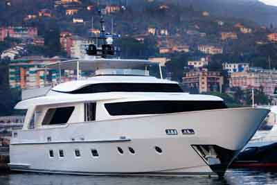 sanlorenzo - SD92 TELLY3 - Paskowsky Yacht Design