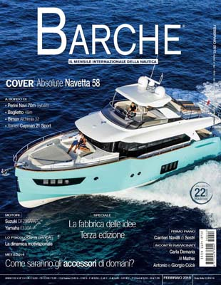 Baglietto 46 2015 - Paskowsky Yacht Design