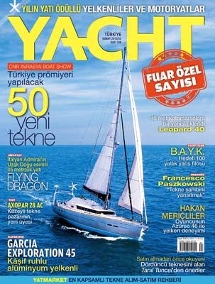 Ffebruary 2015  - Paskowsky Yacht Design
