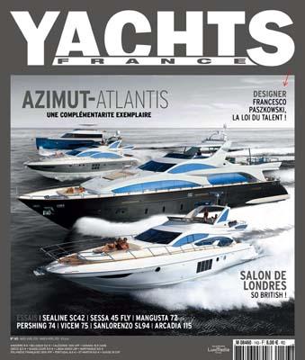 Francesco Paszkowski Design Aprile 2012 - Paskowsky Yacht Design