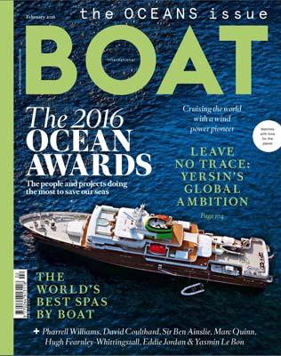 Moka Boat International February 2016 - Paskowsky Yacht Design