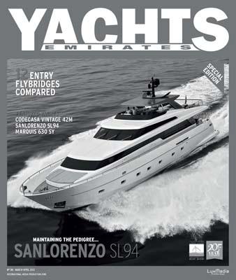 SL-94 Marzo 2012 - Paskowsky Yacht Design