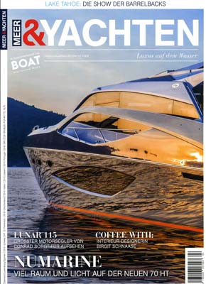 Sanlorenzo SL-118 Ottobre 2014 - Paskowsky Yacht Design