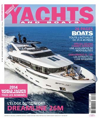 Sanlorenzo SL-118 Settembre 2014 - Paskowsky Yacht Design