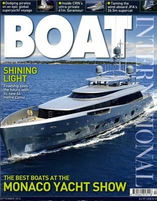 Saramour Settembre 2014 - Paskowsky Yacht Design