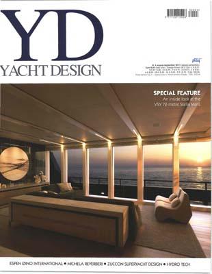 Studio Francesco Paszkowski Ago-Sett 2013 - Paskowsky Yacht Design