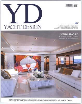 Studio Francesco Paszkowski Ott-Nov 2013 - Paskowsky Yacht Design