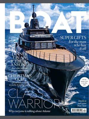 Suerte Boat December 2015 - Paskowsky Yacht Design
